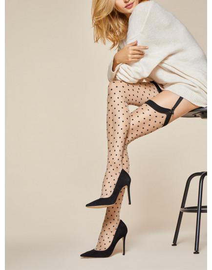 Prisegamos kojinės Fiore Illusion 20 denų