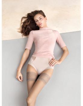 Prilimpančios kojinės Fiore Nude 20 denų