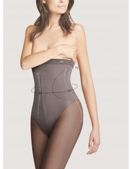 Pėdkelnės Fiore High waist bikini 40 denų