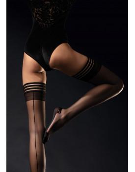 Prilimpančios kojinės Fiore Femme Fatale 20 denų