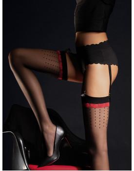 Prisegamos kojinės Fiore Lovely 20 denų