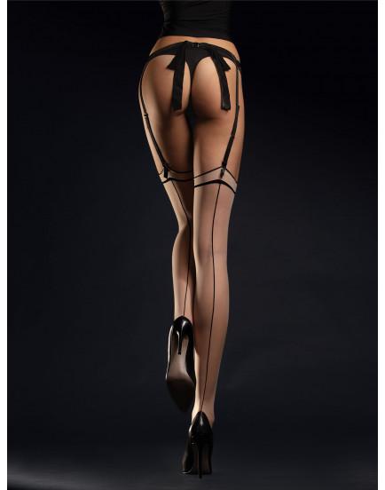 Prisegamos kojinės Fiore Madame 20 denų