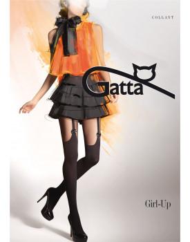 Pedkelnės Gatta Girl-Up 18 40den