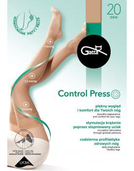 Kojinės Gatta Control Press 20 denų