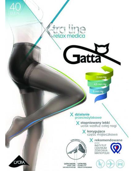 Pėdkelnės Gatta Body Relax medica 40den