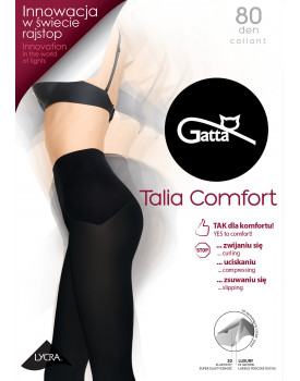 Pėdkelnės Gatta Talia Comfort 80 denų