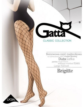 Tinklinės pėdkelnės Gatta Brigitte 08