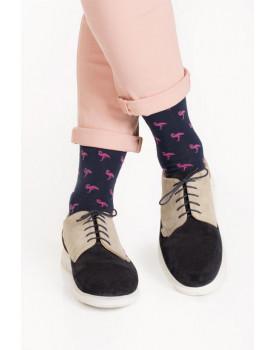 """Vyriškos kojinės """"Flamingai"""""""