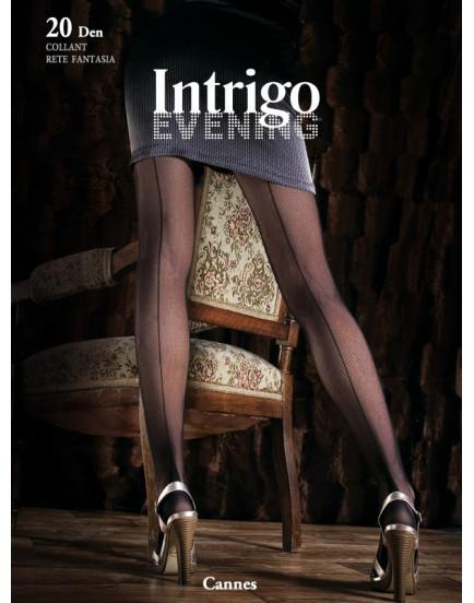 Tinklinės pėdkelnės Intrigo Evening Cannes