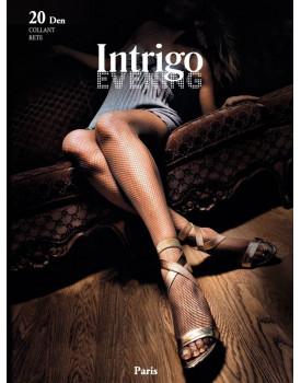 Tinklinės pėdkelnes Intrigo Evening Paris