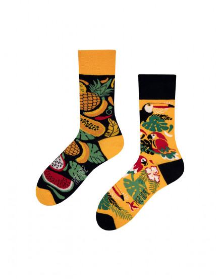 Unisex kojinės Tropikai