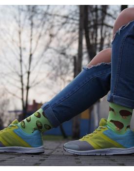 Unisex kojinės Kiviai