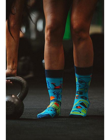 Unisex kojinės Sportas