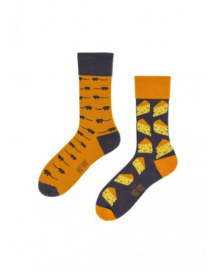 Unisex kojinės Sūris