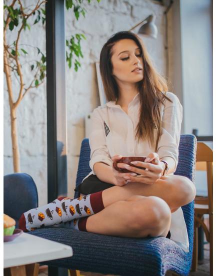 Unisex kojinės Keksiukai