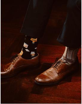 Unisex kojinės Viskis