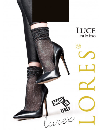 Blizgios kojinaitės Lores Luce